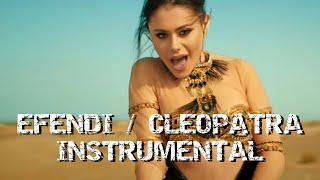 🇦🇿 Efendi - Cleopatra [INSTRUMENTAL/KARAOKE]   Azerbaijan - Eurovision 2020