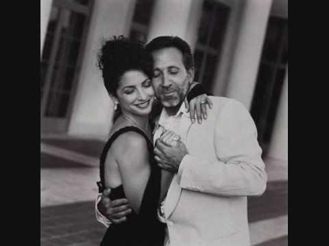 Gloria y Emilio Estefan
