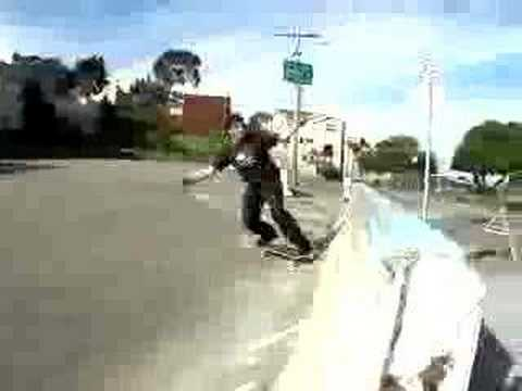 "Jonny Manak's part from the ""POR VIDA"" video"