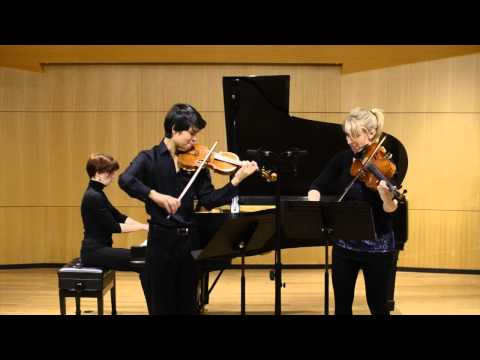 Bruch Double Concerto for violin and viola in E minor I. Andante con moto