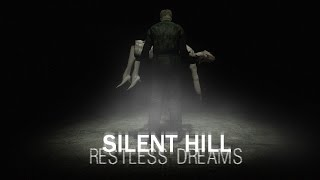 Silent Hill: Restless Dreams (GAME MOVIE)