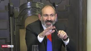 Ինչո՞ւ Սերժ Սարգսյանին մինչև հիմա չեն բռնել. Փաշինյանը զայրացավ
