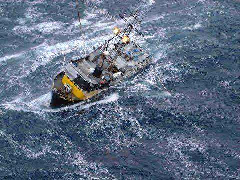 Alaska ST  PAUL:BERING SEA FISHING James Unrein Seward