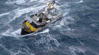 Alaska St  Paul:bering Sea Fishing James Unrein