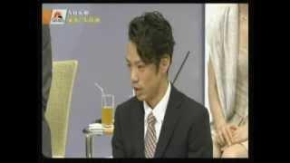 2013 高橋大輔 NHK杯 優勝後 テレビ出演 インタビュー フィギュアスケー...