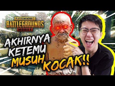 KETEMU MUSUH KOCAK KITA PANCII!! - PUBG Mobile Indonesia
