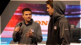 I'M ON TV! - NHL Gaming World Championship