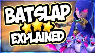 NEW TH 12 BatSlap 3 Star Attack Strategy | Best TH 12 Witch Bat Spell Attack | Clash of Clans