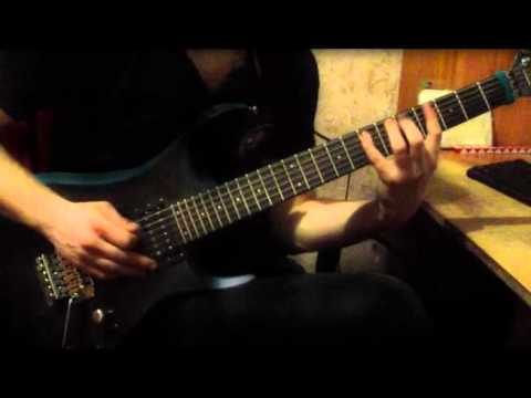 The Raven Autarchy – Accelerated Alteration Вовкакавер* (Guitar Cover)