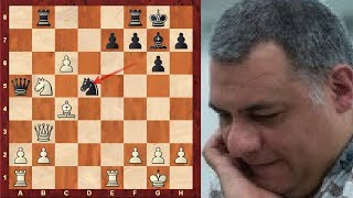 Scandinavian Defence Chess Opening (Center Counter) : Gavriel vs Franklin - Consolidation