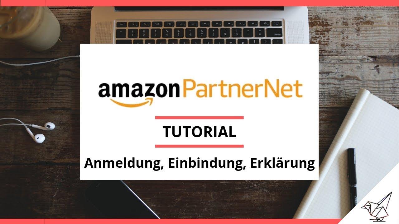 Amazon Partnerprogramm Youtube