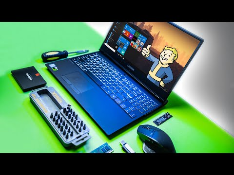 How To Set Up Optimize Upgrade Your Laptop