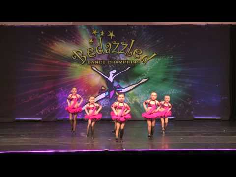 Hey Baby - 6 year old tap group -2016