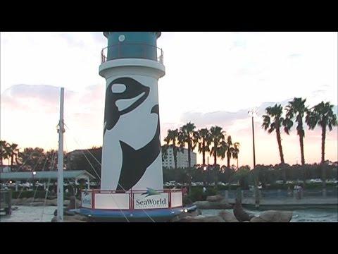 SeaWorld Orlando - Full Tour