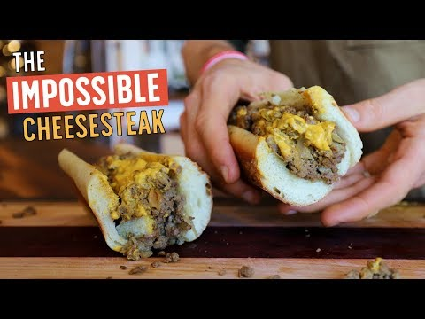 Mission Impossible: Will This Meatless Cheesesteak Pass the Test?