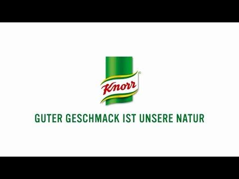 Herzlich Willkommen auf dem YouTube Kanal von Knorr Deutschland