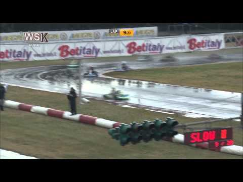 WSK CHAMPIONS CUP 2015 ROUND1 KF FINAL