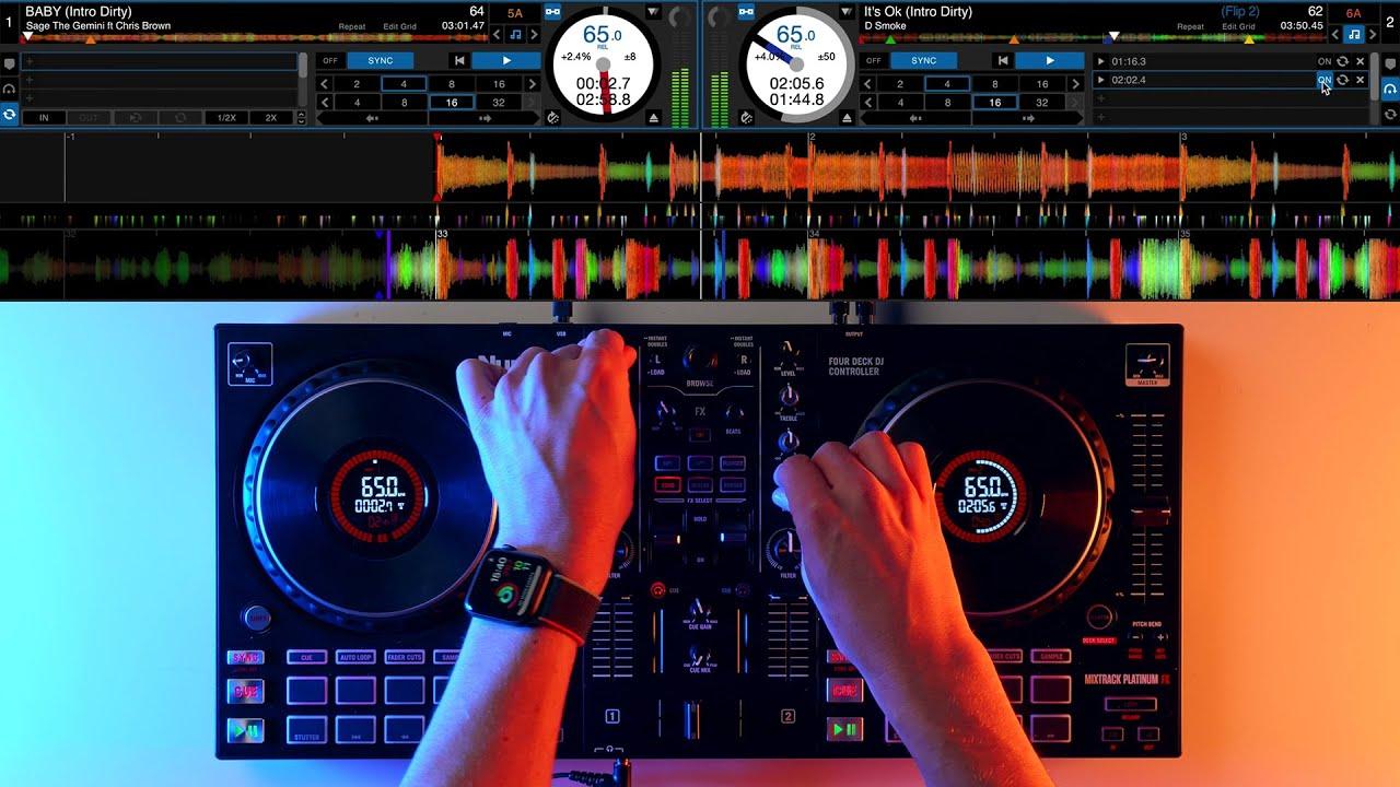 Download Creative Hip Hop DJ Mix - Drake, Pop Smoke, Lil Wayne & More!