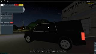 ROBLOX | Firestone DHS Fleet Friday (Secret Service Edition)