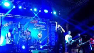 Konsert Patriot (Kuala Terengganu) Akim & The Majistret - Obses