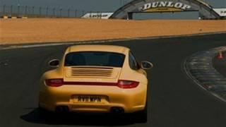 Porsche 911 Carrera 4s Driven At Le Mans