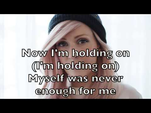 Calvin Harris ft. Ellie Goulding - Outside Karaoke Backing Track + Lyrics Acoustic Instrumental