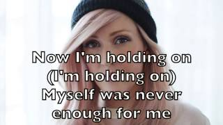 Calvin Harris ft. Ellie Goulding - Outside Karaoke Backing Track + Lyrics Acoustic Instrumental