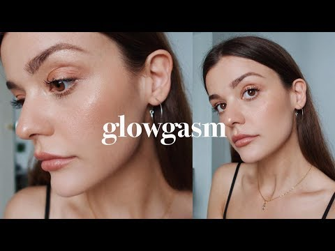 NEW Charlotte Tilbury Glowgasm Palette LOVEGASM | Review & Demo | lalafemmme thumbnail