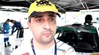 Tiago Larrossa   Após SS4   Rally de Morretes 2016