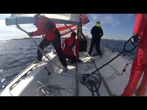Sail training 1 DS37 18/4-2015