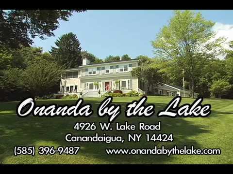 Onanda By The Lake Bed And Breakfast Canandaigua Ny