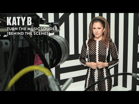 Katy B x KDA x Tinie Tempah — Turn The Music Louder [Behind The Scenes]