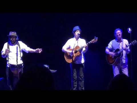 Life Is Wonderful Jason Mraz 11/30/18 Albany NY Palace