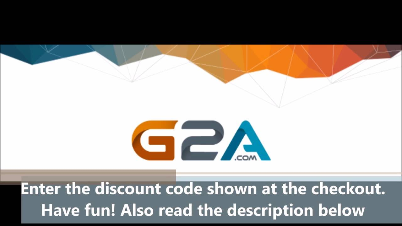 Cashback code g2a