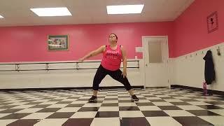 Beautiful Trama dance fitness