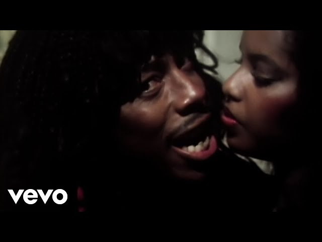Rick James - Give It To Me Baby (Official Video)