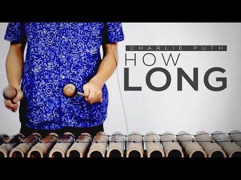 Charlie Puth - How Long (Angklung Version)