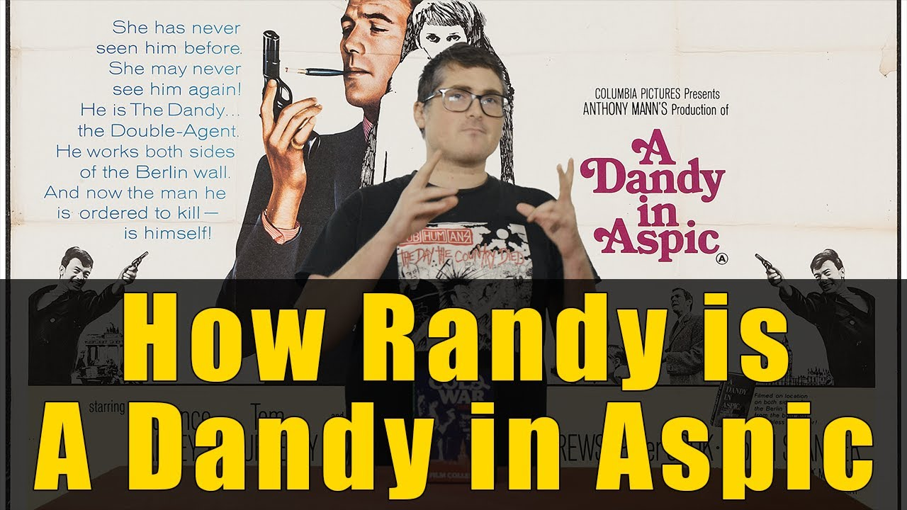 Download A Dandy in Aspic Review/Reaction ('60s Eurospy Espionage Thriller)