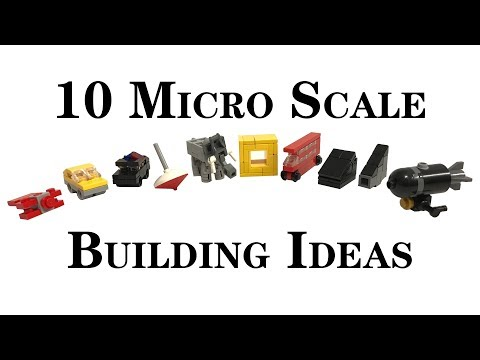 Top 10 Easy Micro LEGO Scale Building Ideas Anyone Can Make #3