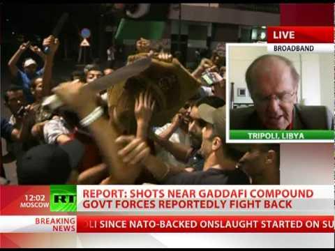 Toppling Tripoli: 'Gaddafi plans massive counter-attack'