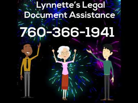 Lynnette's Legal Document Assistance