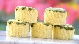 Video Soft Butter Cupcake - Fluffy, Moist, Spongy - Matcha Green Tea Swirl Cupcakes download MP3, 3GP, MP4, WEBM, AVI, FLV November 2018