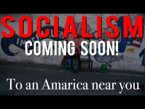 Is America The Next Socialist Venezuela?