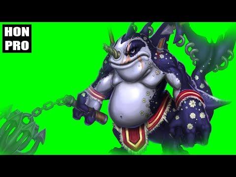 HoN Pro Kraken Gameplay - Kanom``Pang - Legendary