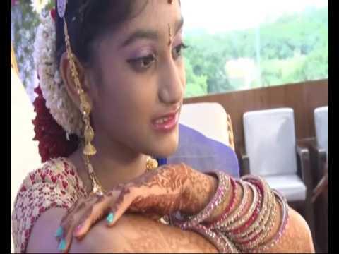 half saree function promo songs