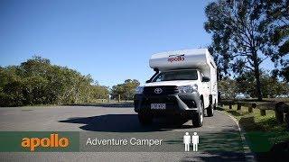 Adventure Camper 90 sec