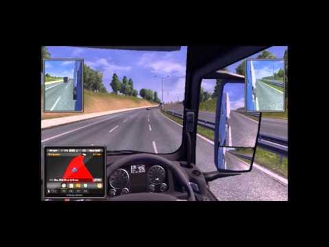 Thomas spiller Euro Truck simulator 2 (NORSK)