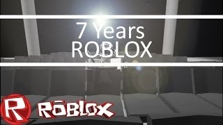 7 Years (Official ROBLOX Video) /R Studio ROBLOX