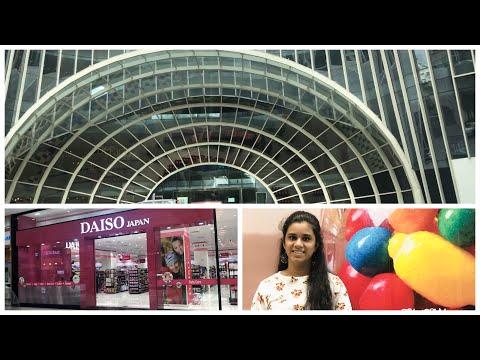 Muscat Grand mall vlog | shopping vlog |Diaso Japan shopping vlog | shopping haul | Grand Mall