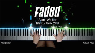 Alan Walker - FADED | PIANO COVER by Pianella Piano